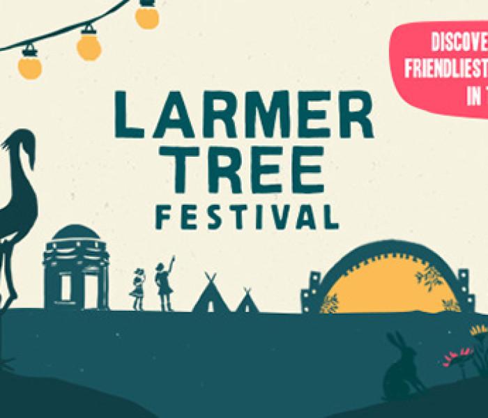 What's Larmer Tree Festival 2016 Got Under Their Sleeve?