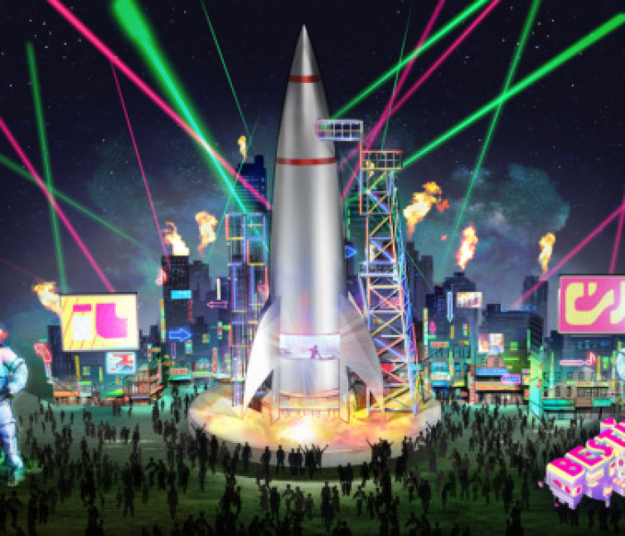 Bestival Announce Phenomenal New Stage – The Spaceport