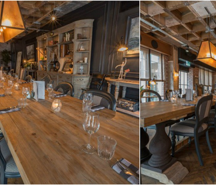 Private Dining At Artisan Manchester