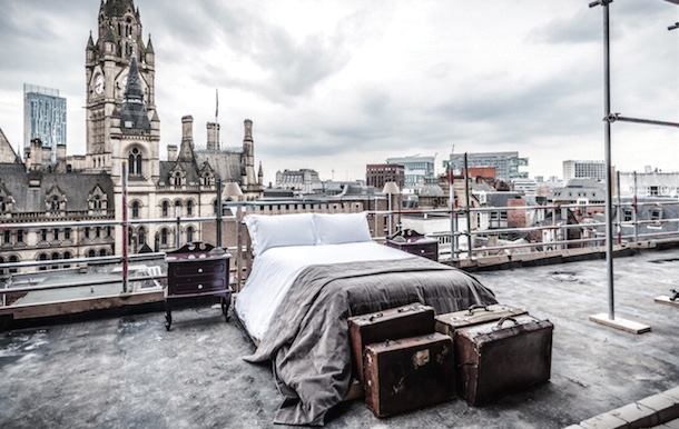 King-Street-Townhouse-Manchester-construction-bed