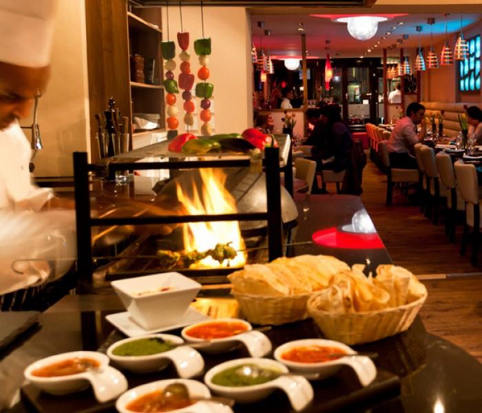 Namaaste Kitchen: Tackling The Great Kebab Menu