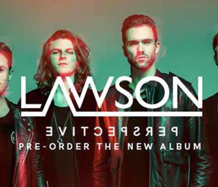 Lawson's Andy Brown Talks Proposals, Shower Singing and Touring