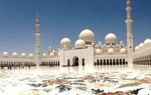 Sheikh Zayed Grand Mosque (2)