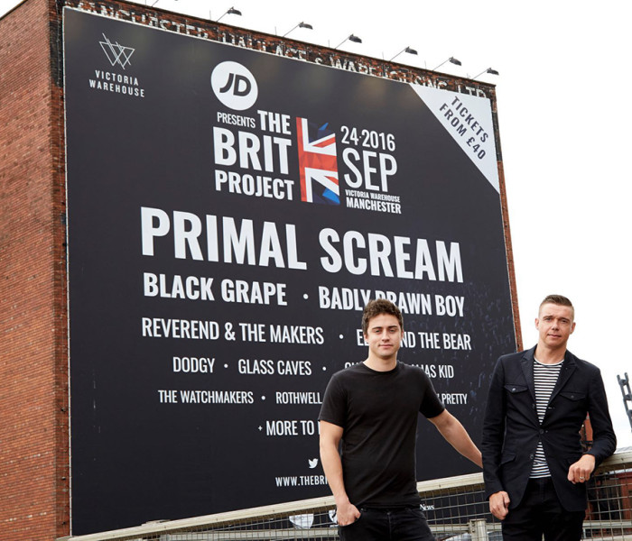 Bringing The Best Of British Music To Manchester- The Brit Project