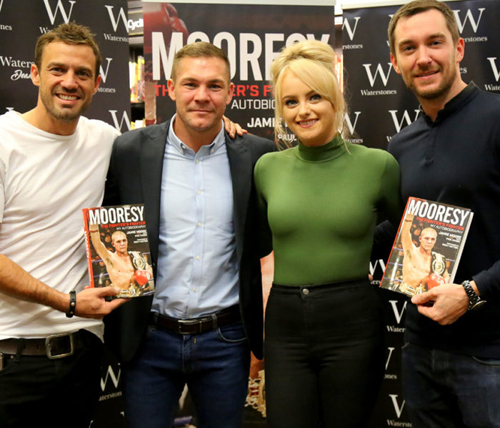 Katie McGlynn, Jamie Moore, Jamie Lomas And Anthony Quinlan AKA Team Vital Will Be Taking Part In The Sleepout