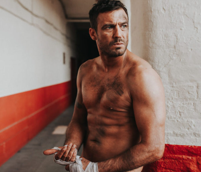 VIVA Chats To Hollyoaks Star Jamie Lomas After Exclusive Fitness Shoot