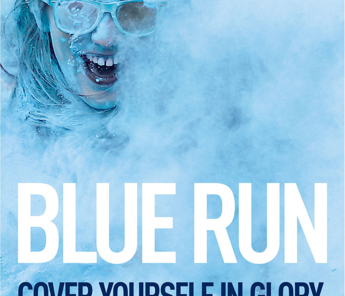 CITY IN THE COMMUNITY TO HOST ALL BLUE COLOUR RUN AT THE ETIHAD STADIUM