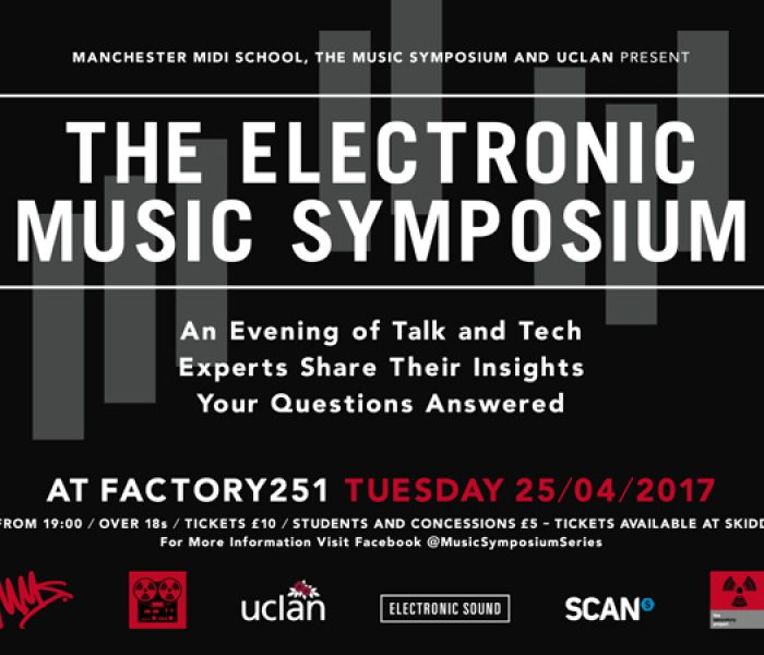An Evening Dedicated To Electronic Music