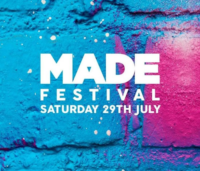 Party from Day to Night at MADE Festival
