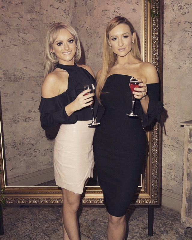 Katie McGlynn & Catherine Tyldesley- Photo Credit: Gemma Parker /Perscent and Dave Nelson