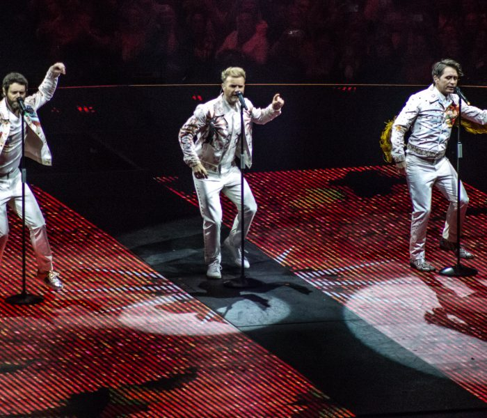 REVIEW: Take That Wonderland Tour at Manchester Arena