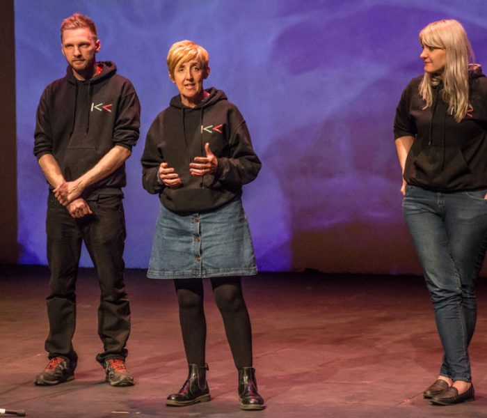 Ten Takes on the Result and a play on the nature of consent at Hope Mill Theatre