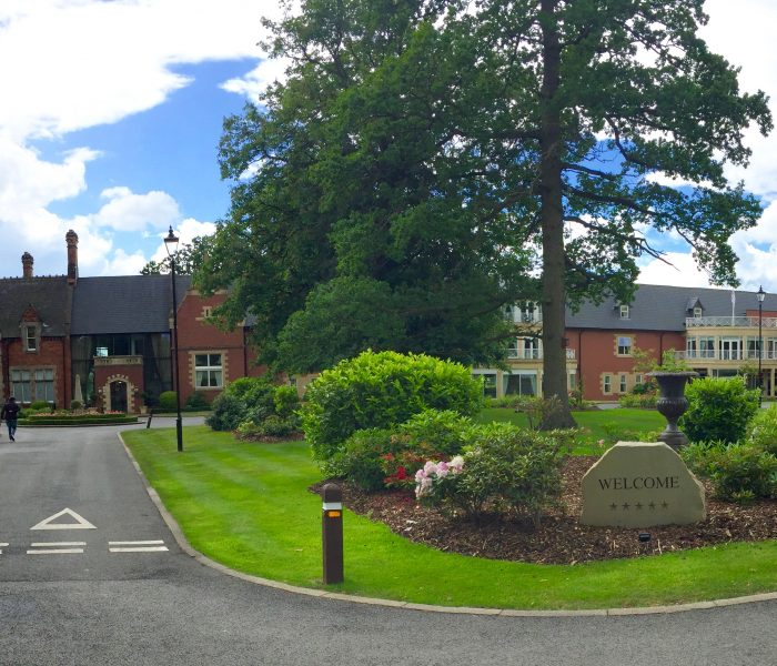 Rockliffe Halls Hotel, Spa and Fine Dining