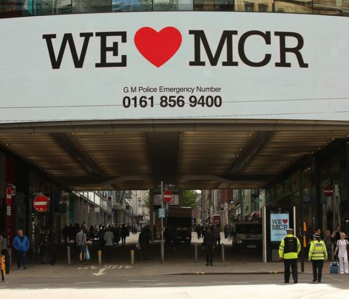 Top 10 reasons why we love Manchester!