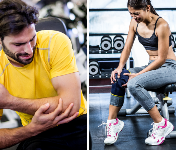 "7 Common ""Gym-Injuries"" That Fitness Fanatics Encounter"