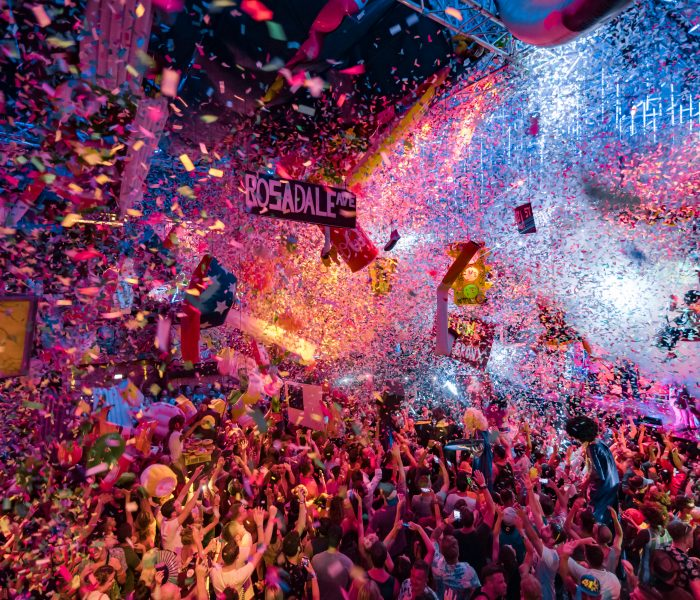 Elrow at Amnesia – The Party of the Summer
