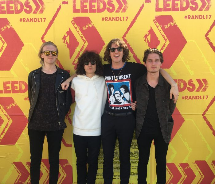 Judas Chat To VIVA About Leeds Festival & Their Upcoming Single
