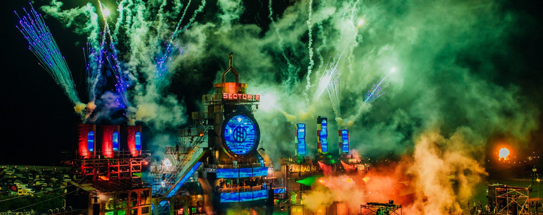 Boomtown Fair: The Most Magical Four Days Of Next Level Craziness