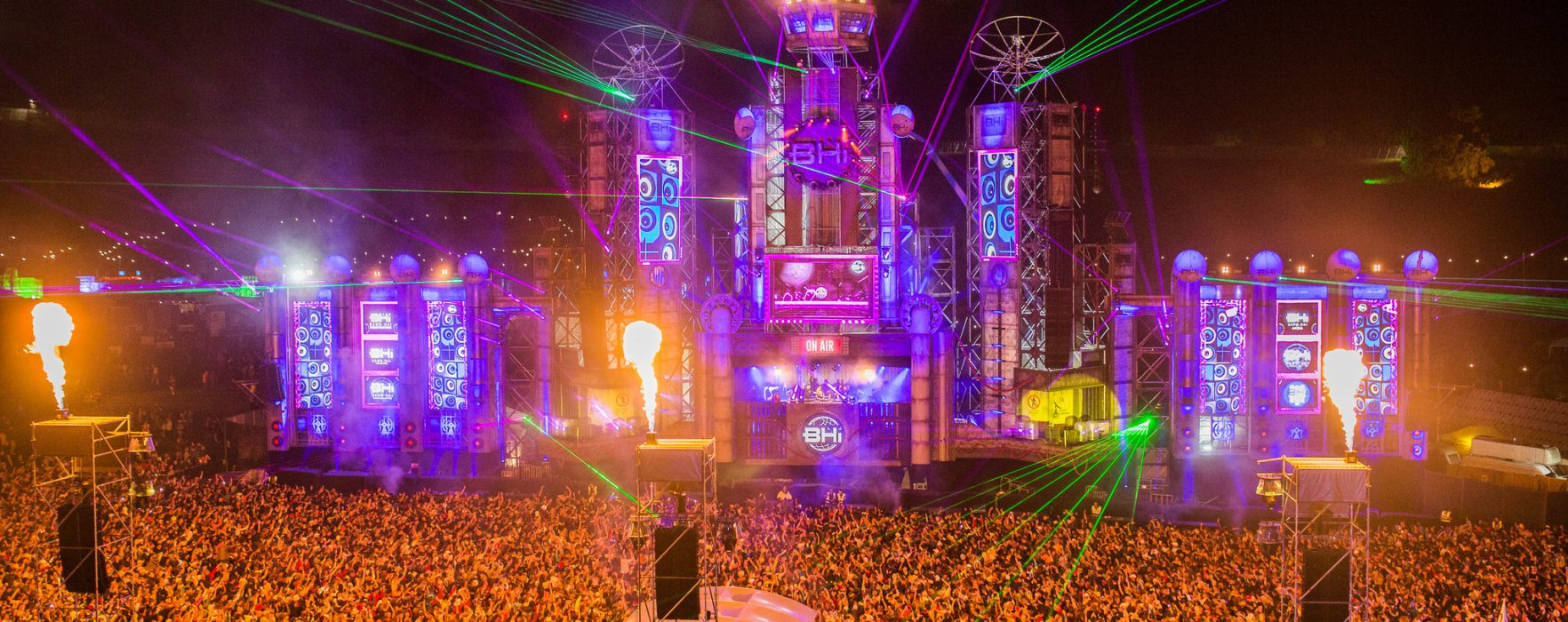 Die Antwoord and Gorillaz among Boomtown's star-studded line-up