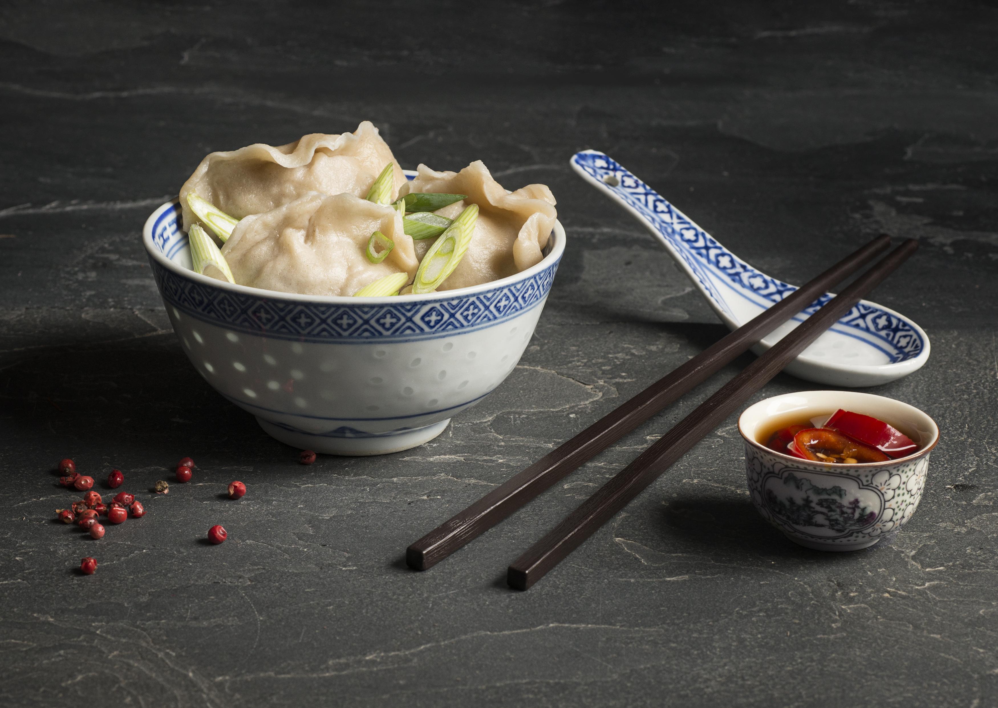 Yang Sing's Pork Dumplings