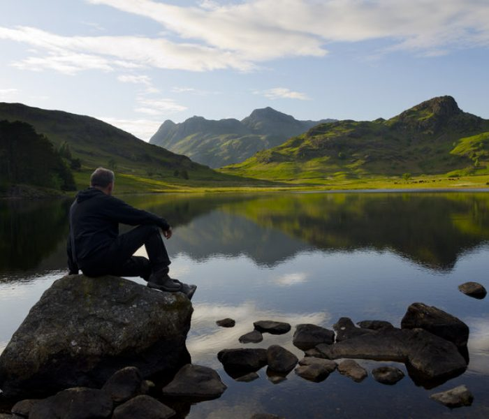 """MANCUNIANS """"HAPPY"""" PLACE IS A STROLL IN THE LAKE DISTRICT"""