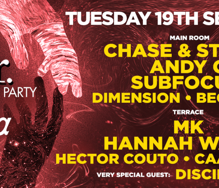 5 Artists to check out at Together's Closing Party, Ibiza