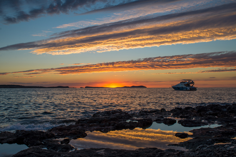 The Ibiza Sunset