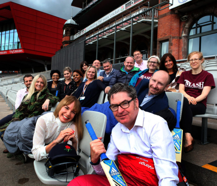Business Leaders Swap Their Luxuries For Sleeping Bags And Spend The Night Outside To Raise Funds For Homelessness.