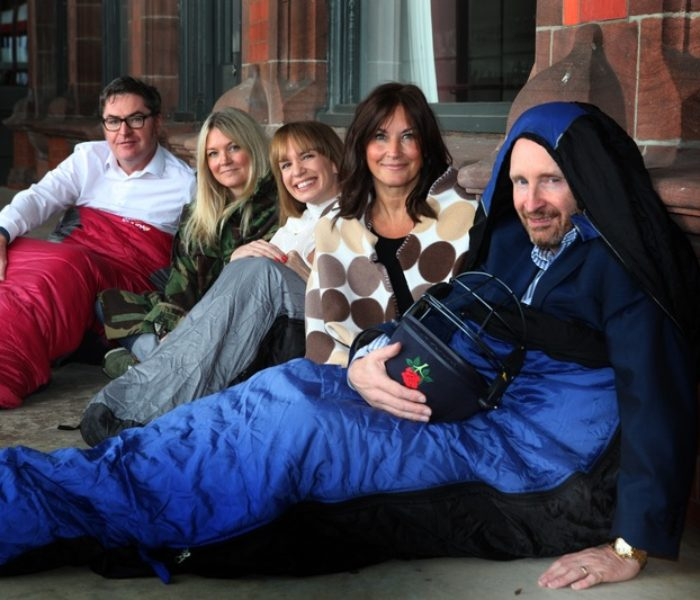 Female Business Leaders Will Sleep Rough In A Bid To Fight Poverty And Homelessness In Manchester