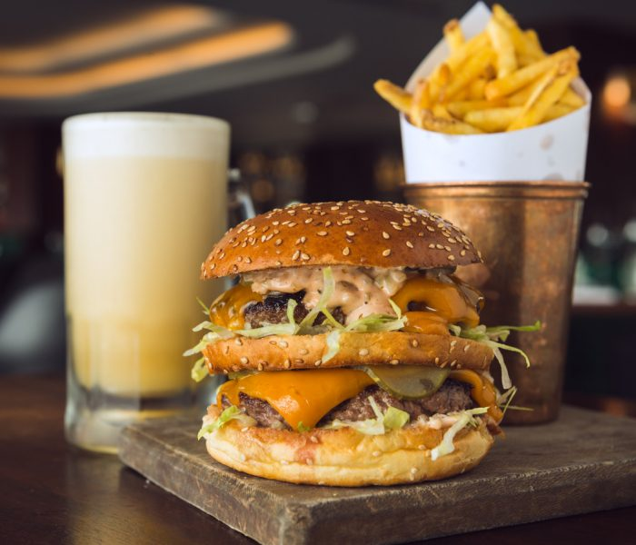The Big Matt Burger Is Back At Hawksmoor