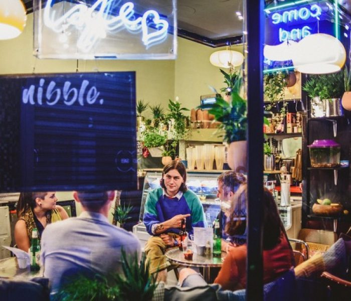 Nibble: The New Northern Quarter Cafe
