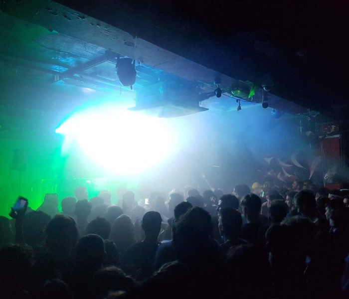 """Friction At Antwerp Mansion. The Drum And Bass DJ Whose """"Eclectic Mixing Was Seamless And Unrelenting."""""""