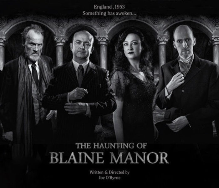 The Haunting of Blaine Manor is resurrected this Halloween…