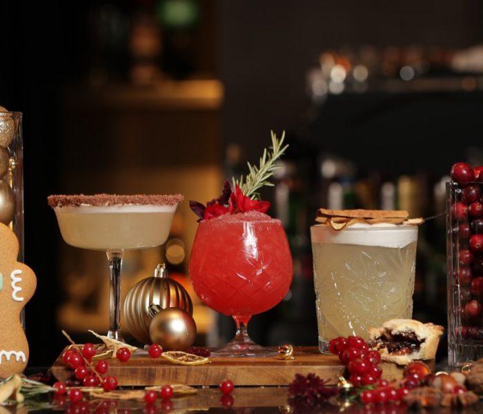 Novotel's Christmas Cocktails!