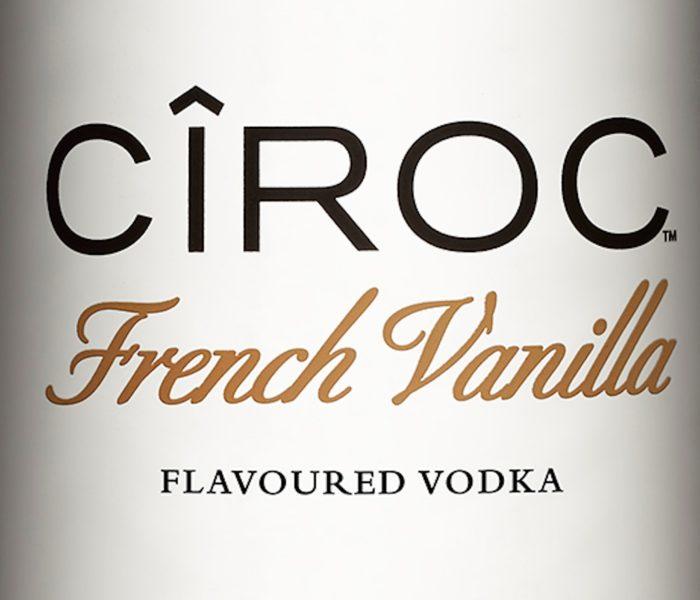 WIN! 70cl Bottle of festive French vanilla CÎROC