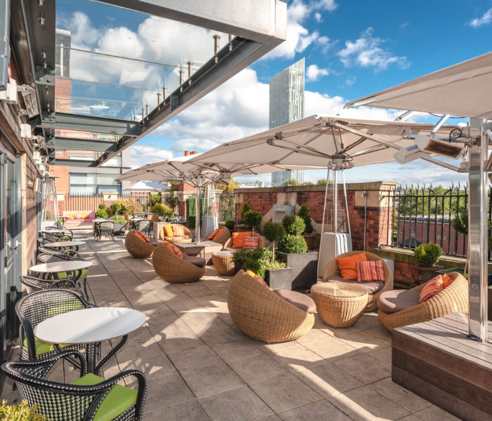 Four ways to entertain friends in Manchester this summer – whatever the weather