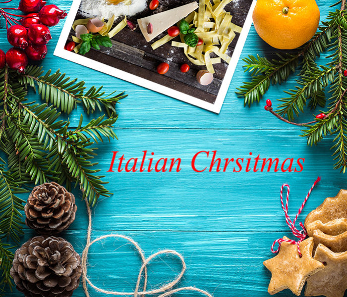 Transport yourself to Italy this Christmas!