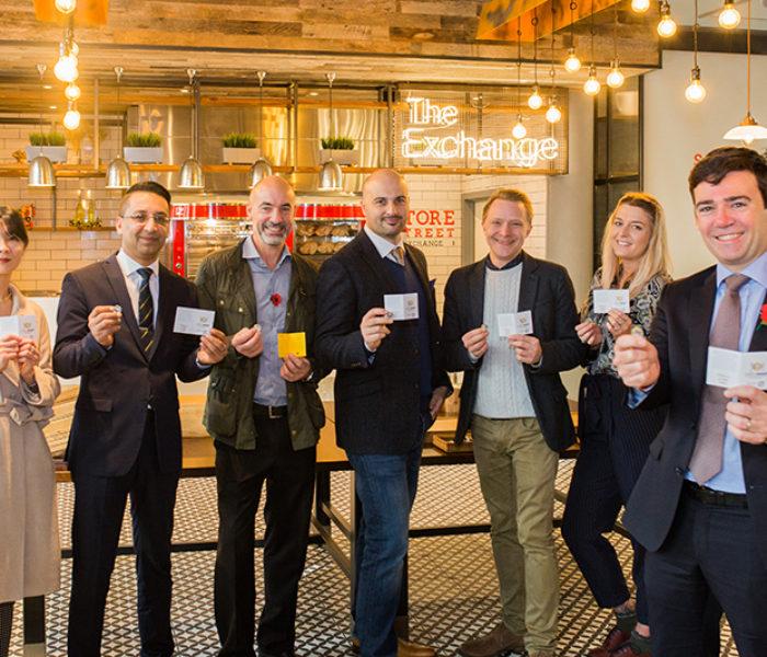 Mayor Andy Burnham Announces StreetSmart Launch