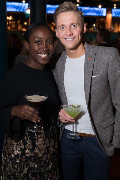 Dirty Martini launch party. Photo: Carl Sukonik / The Vain