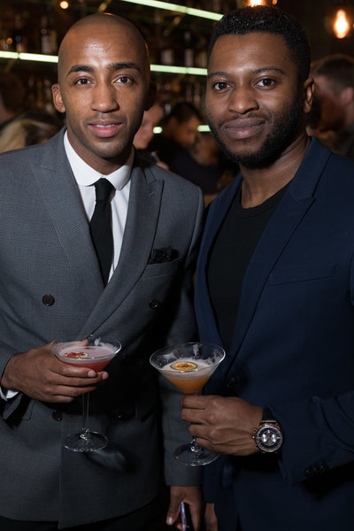 Dirty Martini launch party. Photo by Carl Sukonik / The Vain.