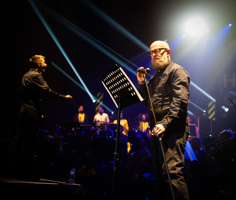 DJ Graeme Park at Hacienda Classical at O2 Apollo. Photo: Craige Barker
