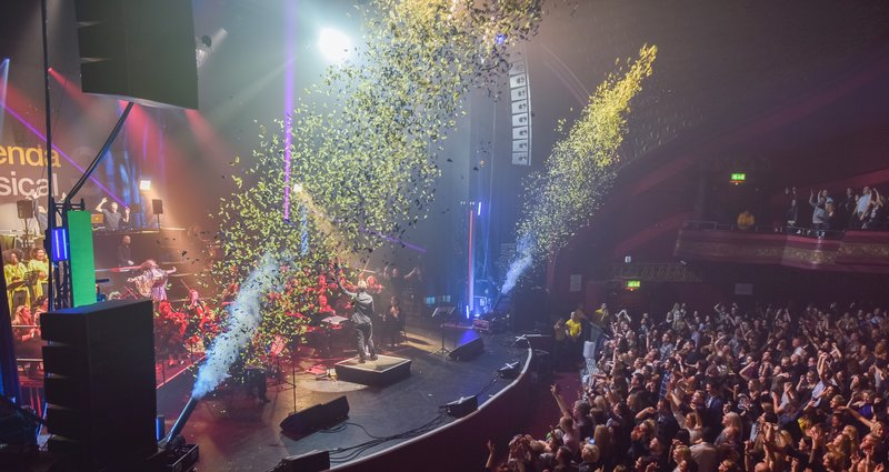 Hacienda Classical at O2 Apollo. Photo Dominic Simpson.