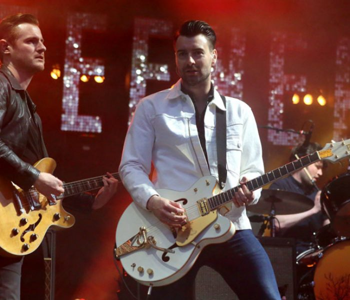 Tickets go on sale for Courteeners 10th anniversary gigs in Manchester and London