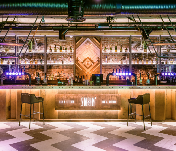 Smokin' Bar & Kitchen Launches In Leeds