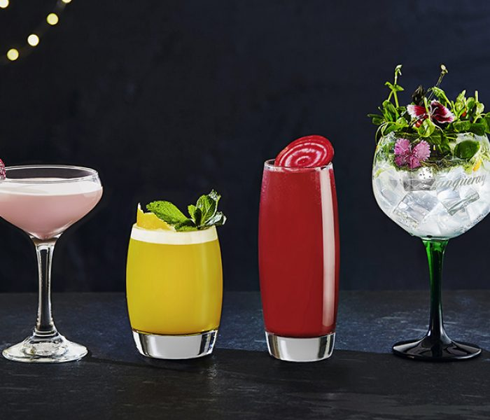 Our top cocktail bar this season!