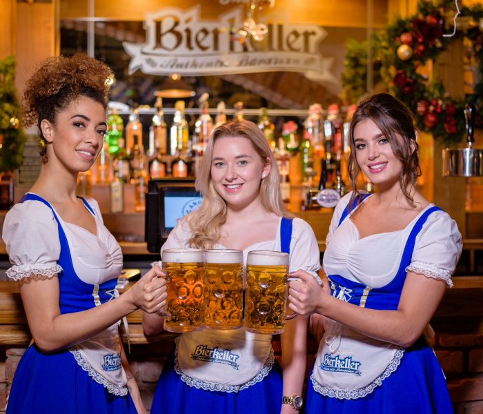 Celebrate Christmas With a Bavarian Twist at Bierkeller