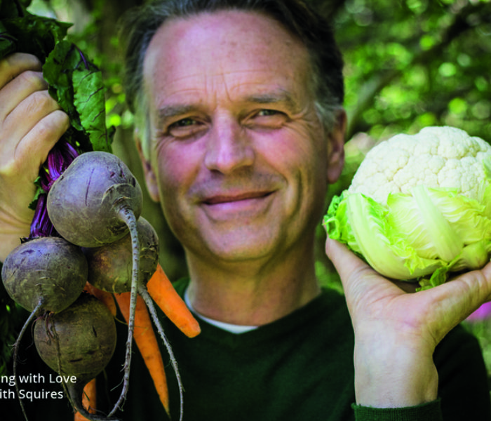 INTERVIEW: Keith Squires is your answer to a better diet and well-being