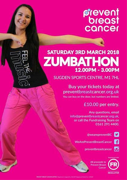 Prevent Breast Cancer Zumbathon