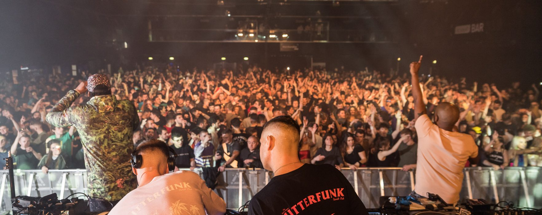 Metropolis host their first party of the year in Manchester