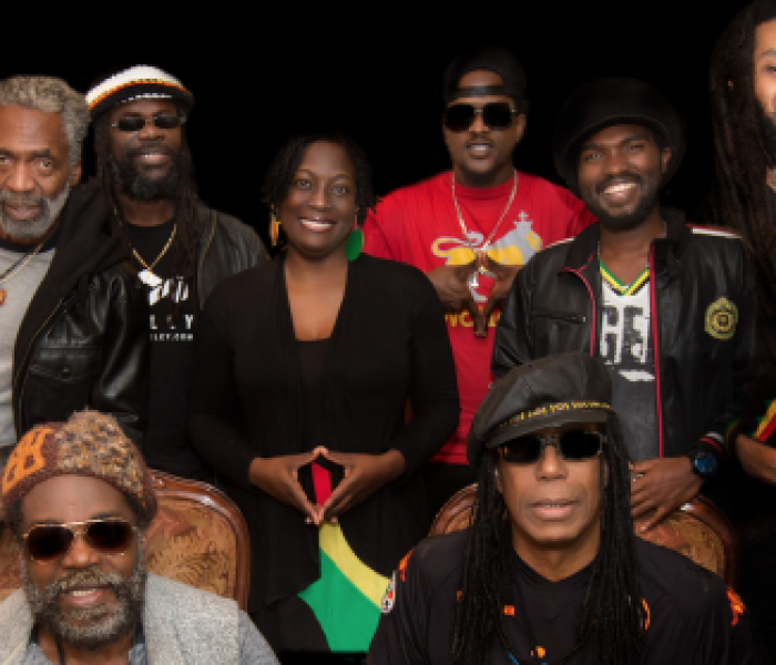 """Keeping the music alive"" The Wailers headline UK tour"